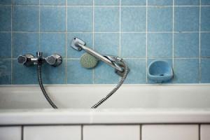 Wohnen im Ruhrgebiet, Badezimmer