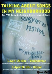 Talking About Songs In My Neighborhood - Dresden