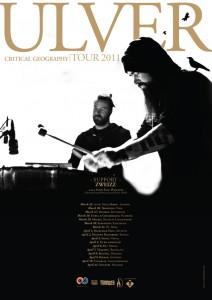 Ulver - Wars of the Roses Tour 2011