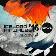 Iceland Airwaves 2016 - Logo