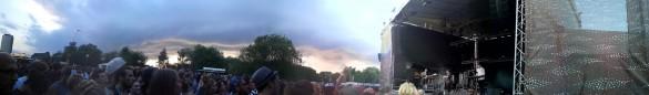 Der Himmel über Chvrches