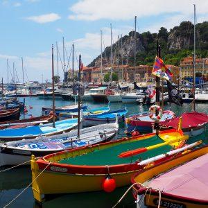 Les couleurs de Port de Nice