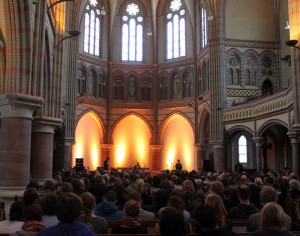 Sóley - 12.5., Kulturkirche Altona - Foto: Marc Herrmann