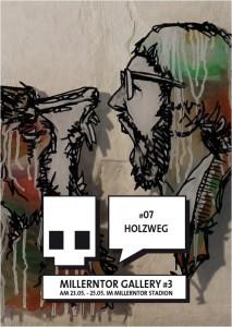 Millerntor Gallery - #7 Holzweg
