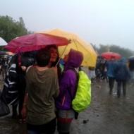Regenschirmsharing