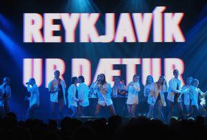 Reykjavíkurdætur, Iceland Airwaves 2016