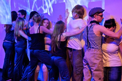 Ein Sommernachtstraum - Jugendtheaterwerkstatt - Foto: Detlef Ulbrich
